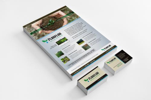 Identidade Visual, Logotipo, Site, Impressos, Redes Sociais